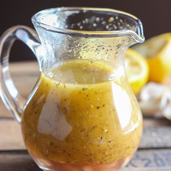 13 Easy Yet Fancy Vinaigrettes to Rock Your Fall Salads