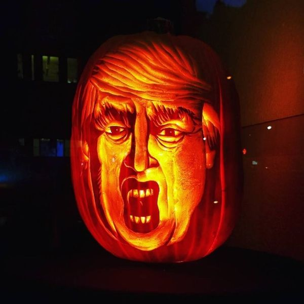 #Trumpkins May Be This Halloween's Most Spooktacular Trend