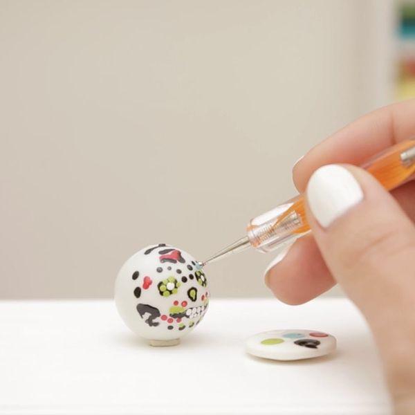 Make It Mini: How to DIY Tiny Sugar Skulls