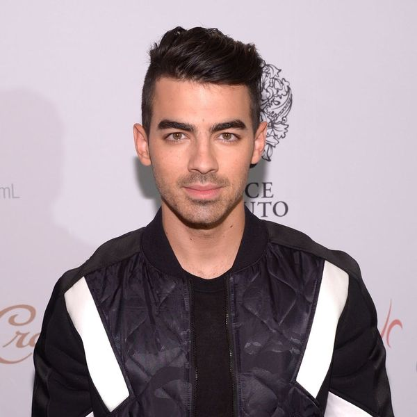 Joe Jonas Just Revealed the Actress He Ditched His Purity Ring For