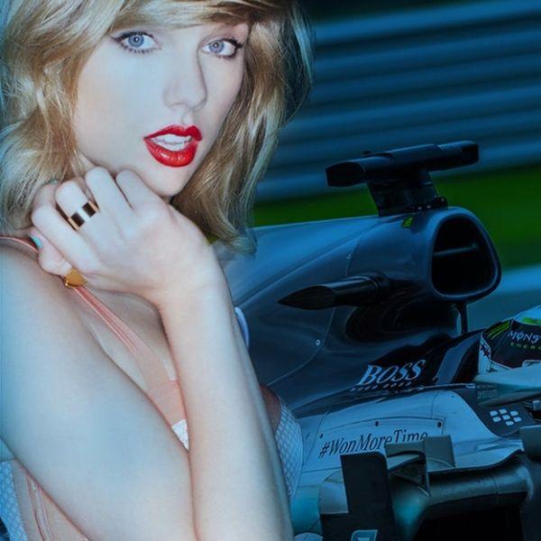 Taylor Swift's Grand Prix Performance Hints at a New Album