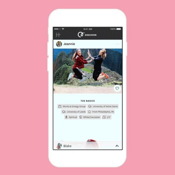 Dating App Hinge Relaunches As the Relationship Finder App