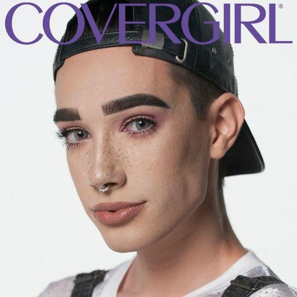 Meet CoverGirl's First Male Spokesperson