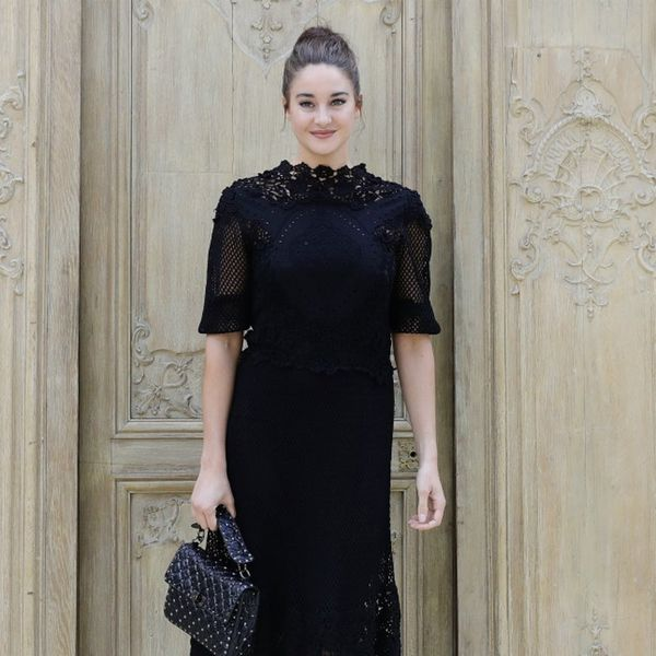 Actress Shailene Woodley Has Been Released from Jail