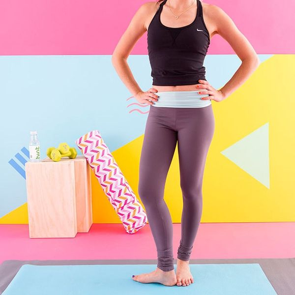 You Can Make Your Own Lulu Workout Leggings That Are Comfy AF