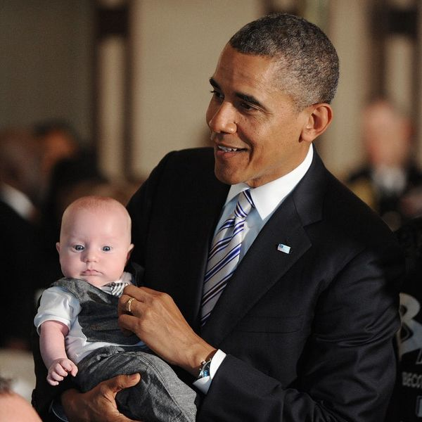Find Out What President Obama Signing the Babies Act Means for All Parents