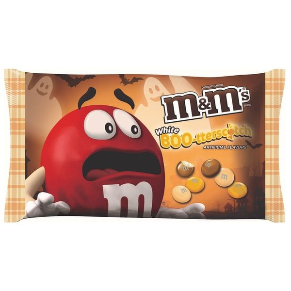 M&M's Boo-terscotch Flavor Is Your New Fave Halloween Candy