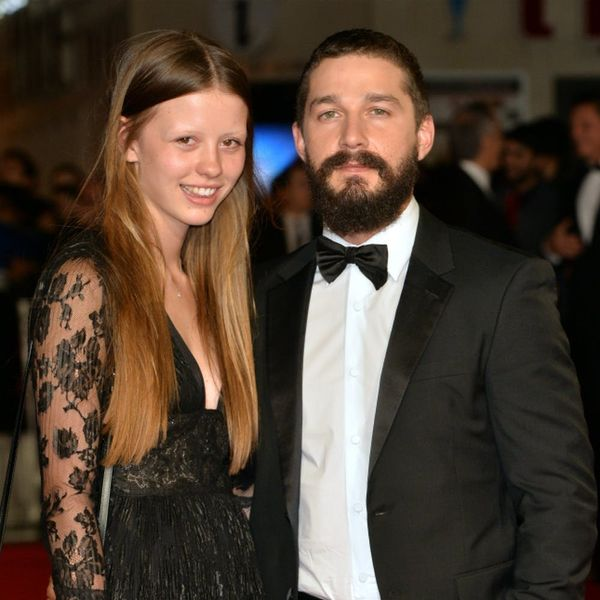 Did Shia LaBeouf Really Just Get Married in Vegas?