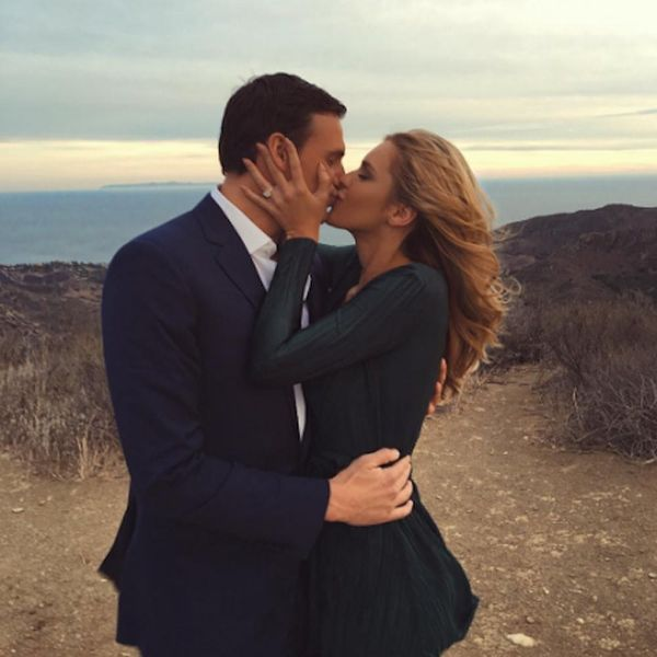 Morning Buzz! See the BEAUTIFUL Ring Ryan Lochte Proposed to His Girlfriend Kayla Rae Reid With + More