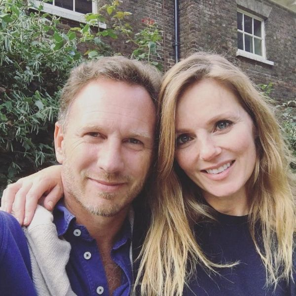 Geri Halliwell Is Pregnant With Baby #2!