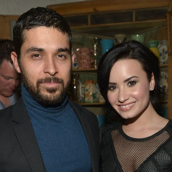 Demi Lovato's Take on Her Relationship With Wilmer Valderamma Will Break Your Heart