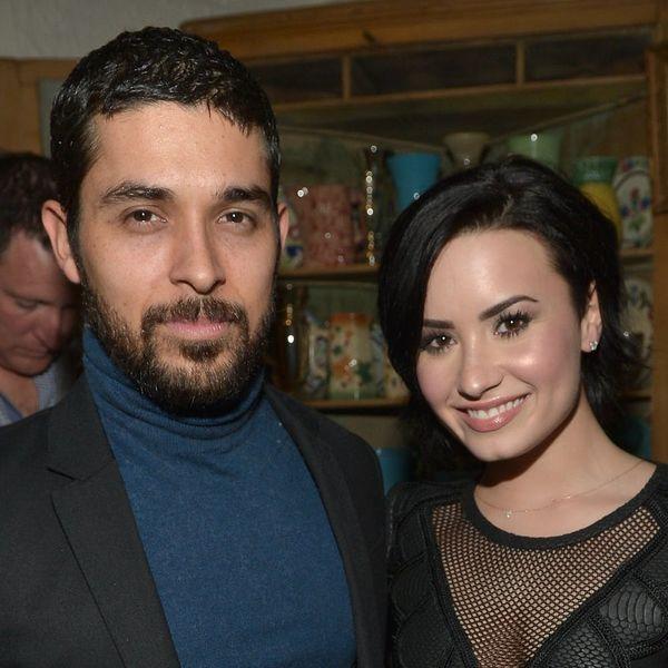 Demi Lovato's Take on Her Relationship With Wilmer Valderamma Will Break Your Heart
