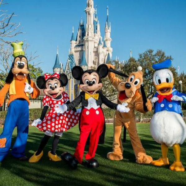 Disney Parks May Start Tracking Its Visitors in This Totally Weird Way