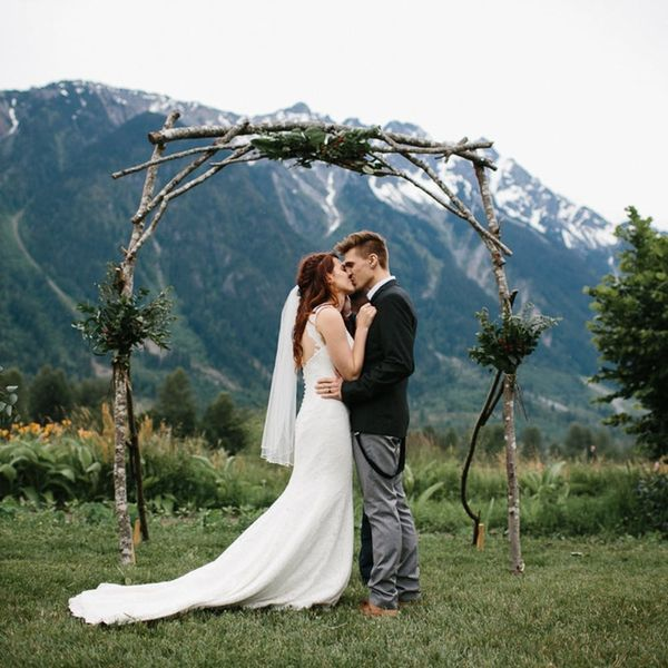 This Canadian Farm Wedding Is What DIY Dreams Are Made Of