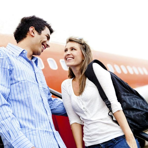 These Are the Top 10 Airports for Finding Love