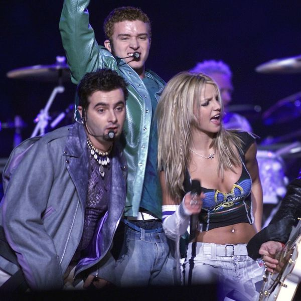 See the First Cast Photo of *NSYNC from Britney Spears's Upcoming Biopic