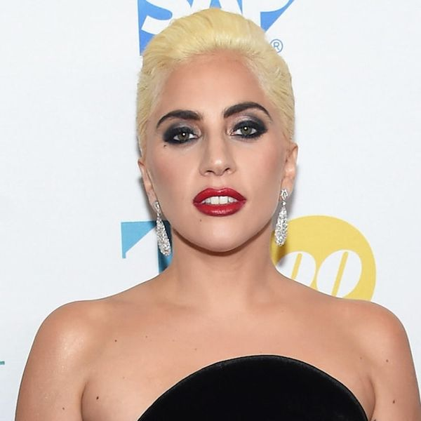 Get the Look of Lady Gaga's Chic #WinterStyleGoals Hat