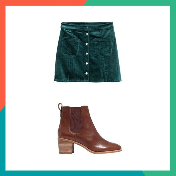 9 Fall Color Combos You Need to Try Now