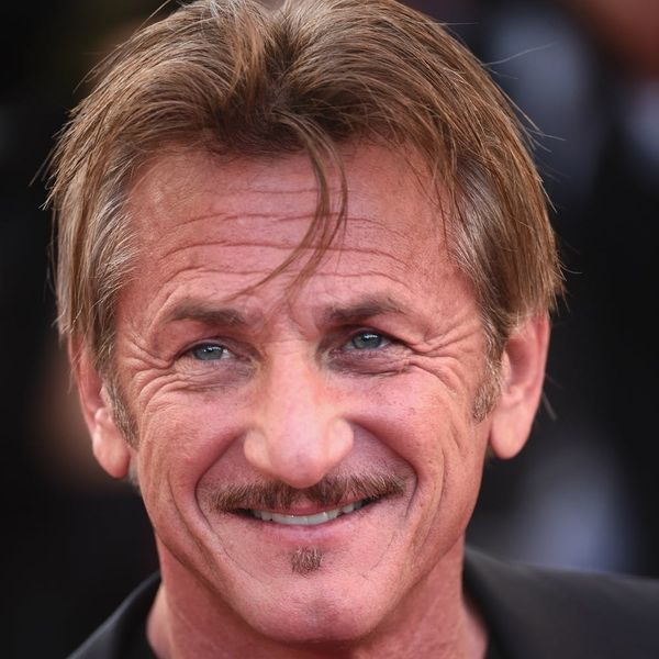 Here's Why Everyone's Freaking Out About Sean Penn's New Girlfriend
