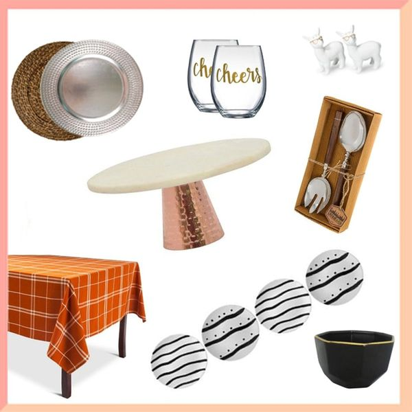 21 Tablescape Essentials from Target Under $50