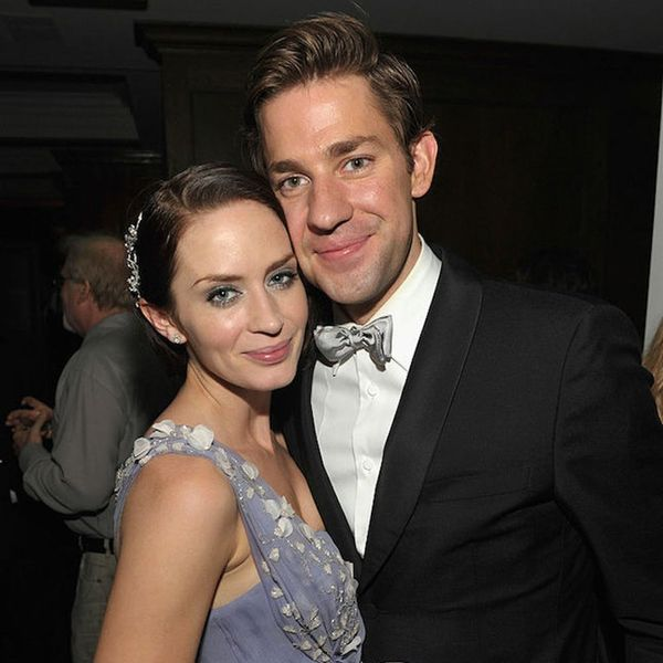 8 of the Most Swoon-Worthy Things Emily Blunt and John Krasinski Have Said About Each Other