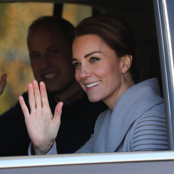 Kate Middleton Debuted a New Wrap Coat You'll Want ASAP