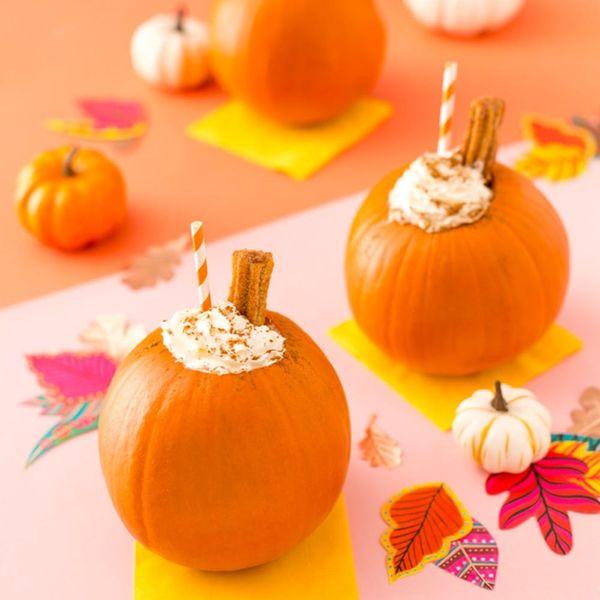 This Pumpkin Spice Churro Milkshakes Recipe Will Wow Any Guest This Fall Season