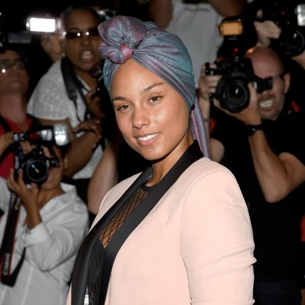 Alicia Keys Isn't the Only Celeb Embracing the No-Makeup Life