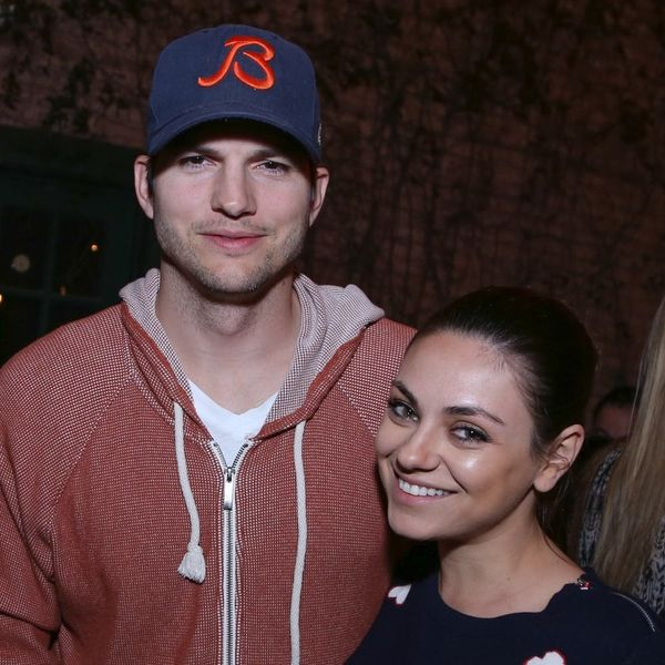 Ashton Kutcher Just Revealed the Sex of His Second Baby With Mila Kunis