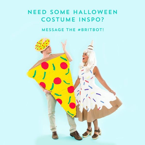 Introducing the B+C Halloween Bot on Facebook Messenger!