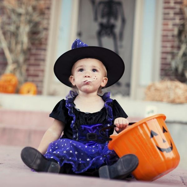 6 Reasons You Should Def Take Your Baby Out Tricking or Treating