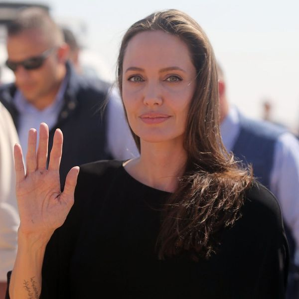 Angelina Jolie Is Getting Rid of All of Her Brad Pitt-Related Tattoos