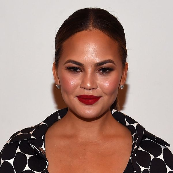 """Chrissy Teigen Locks Twitter Account Saying She's """"Not Strong Enough Anymore"""""""