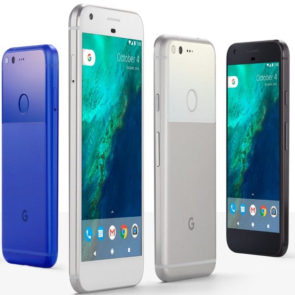 Google Just Confirmed the Pixel Phone, and It Is Gorgeous