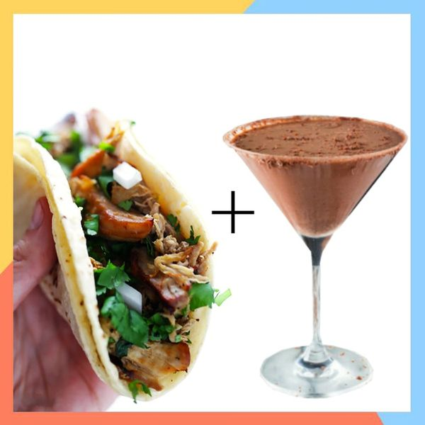 10 Delicious Pairings to Help You Celebrate National Vodka + Taco Day