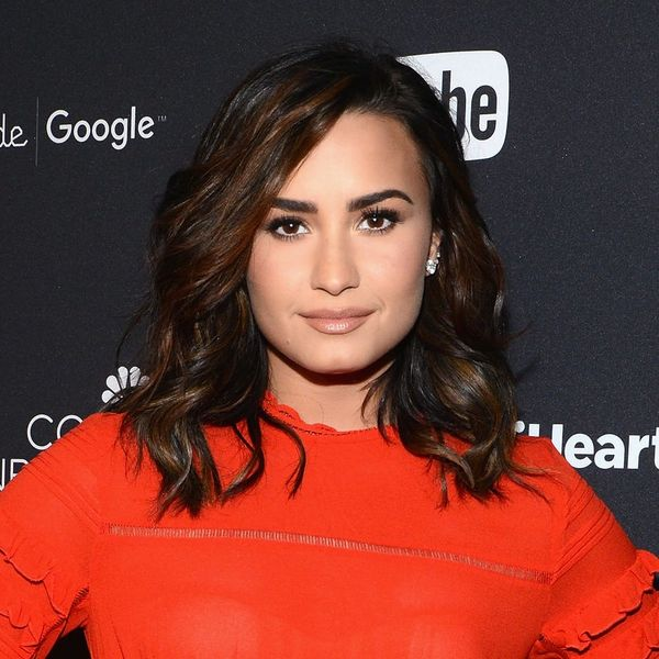 "Demi Lovato Throws Shade at Taylor Swift's #GirlSquad for Not Having ""Normal Bodies"""