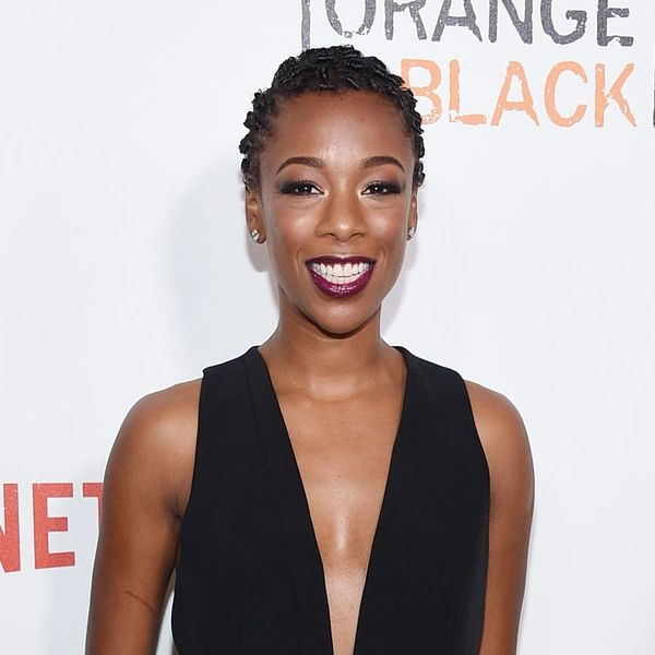 Orange Is the New Black Star Samira Wiley Just Got Engaged to Show's Writer