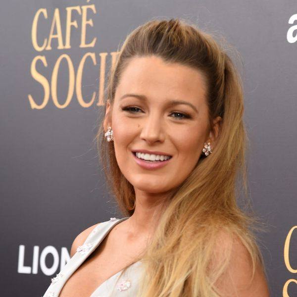 Blake Lively Proves She's Superhuman by Attending Her BFF's Wedding Just Days After Giving Birth