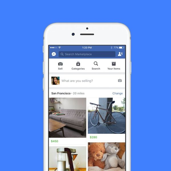 Facebook Just Launched a Less Risky Competitor of Craigslist