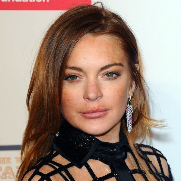OMG: Lindsay Lohan Just Lost Part of Her Finger in a Super Scary Boating Accident