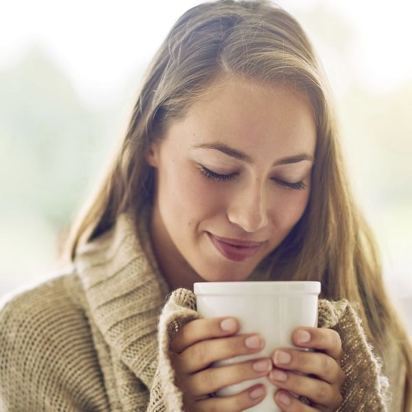 Here's Why Drinking Coffee Might Actually Save Your Life