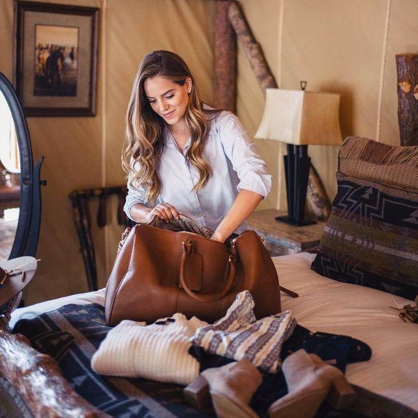 14 Fall Getaway Essentials According to Julia Engel of Gal Meets Glam