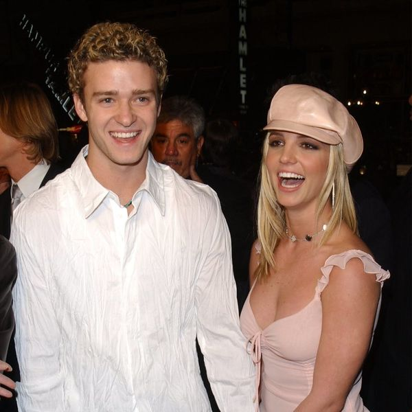 """Woo! Justin Timberlake Says He Would """"Absolutely"""" Work with Britney Spears"""