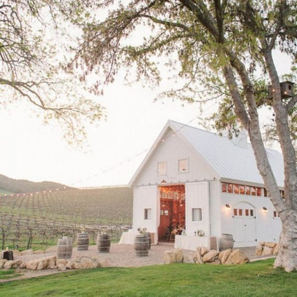 The Best Barn Venues for Your Rustic Chic Wedding