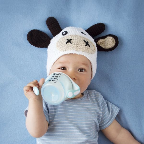 3 Tips to Help Your Toddler Switch from Nursing to Drinking Milk