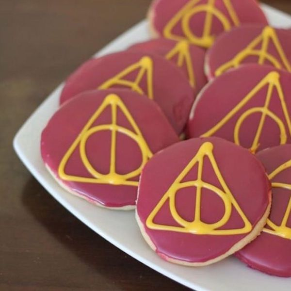 How to Throw a Muggle-Approved Harry Potter Baby Shower