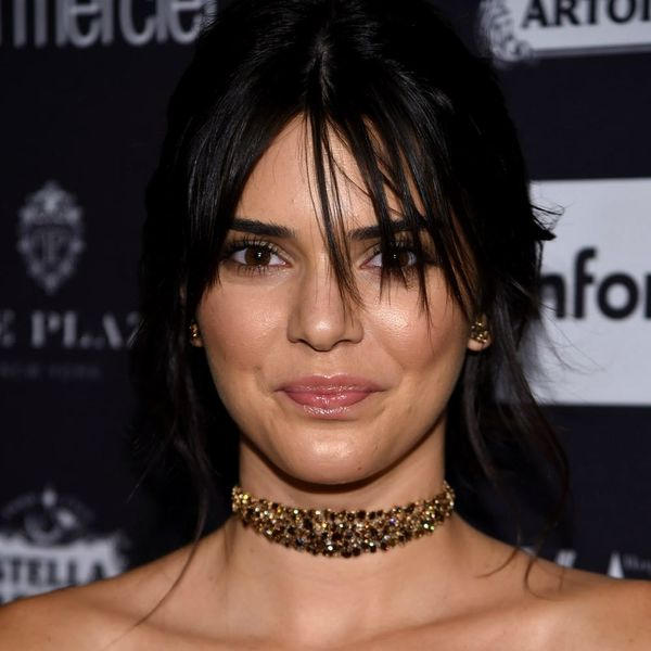 Kendall Jenner Got a New Tattoo in This Totally Unexpected Spot