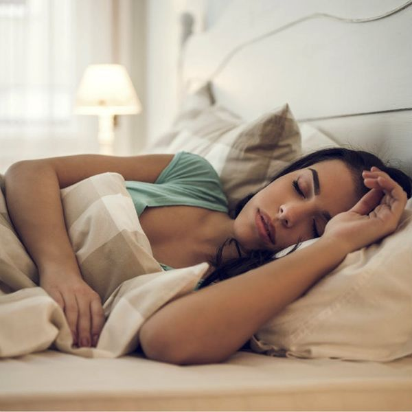 Fall Asleep in 60 Seconds With This Amazing Trick
