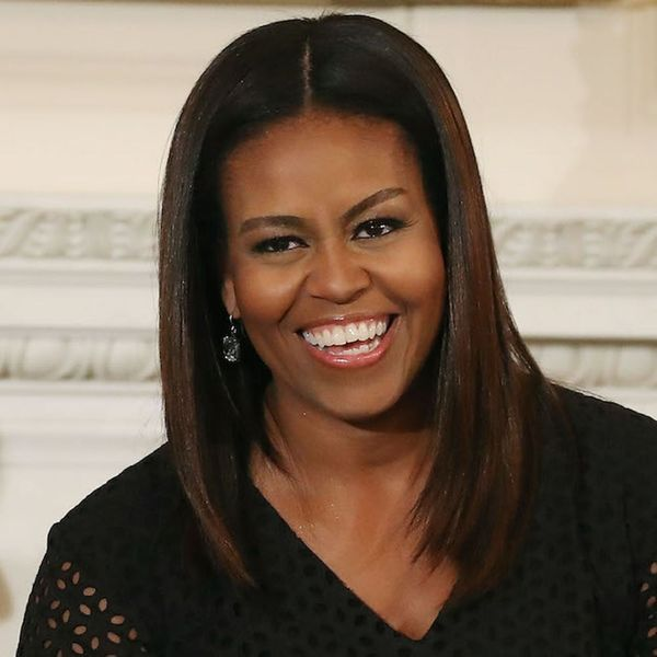 WTF Is Trompe L'oeil and Why Is Michelle Obama Wearing It?