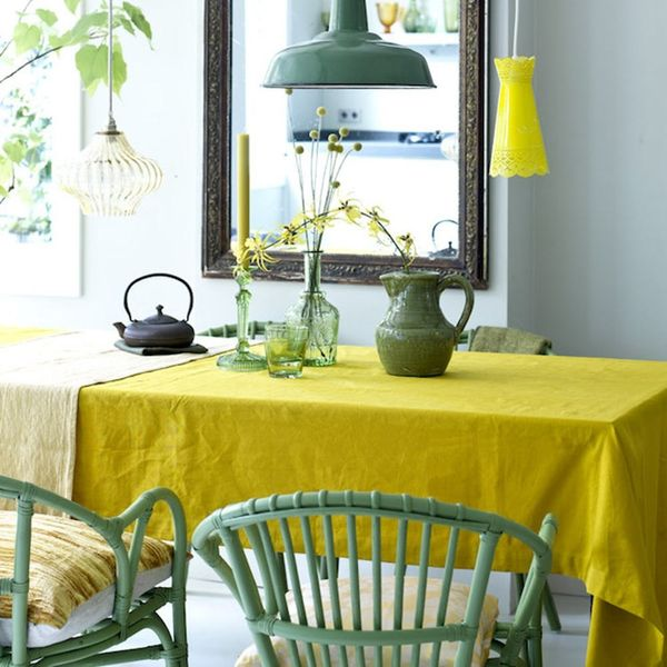 """How to Incorporate the """"Forest Bathing"""" Pantone Color Palette into Your Home"""